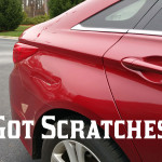 Auto Scratch Repair / Touch-up Service